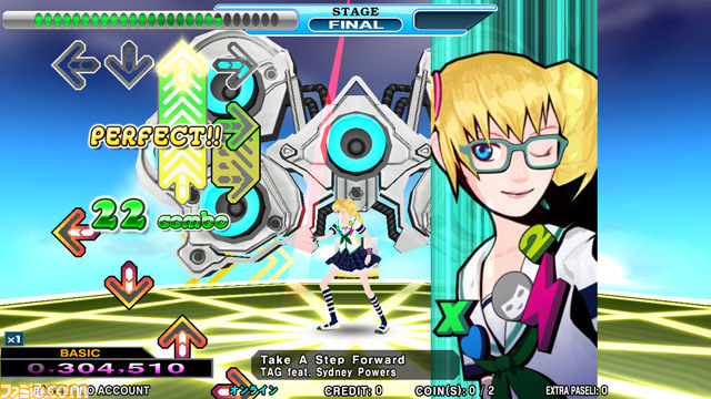 DanceDanceRevolution X3 VS 2ndMIX Ddrx3_06