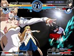 MELTY BLOOD Actress Again Current Code Melty17_01