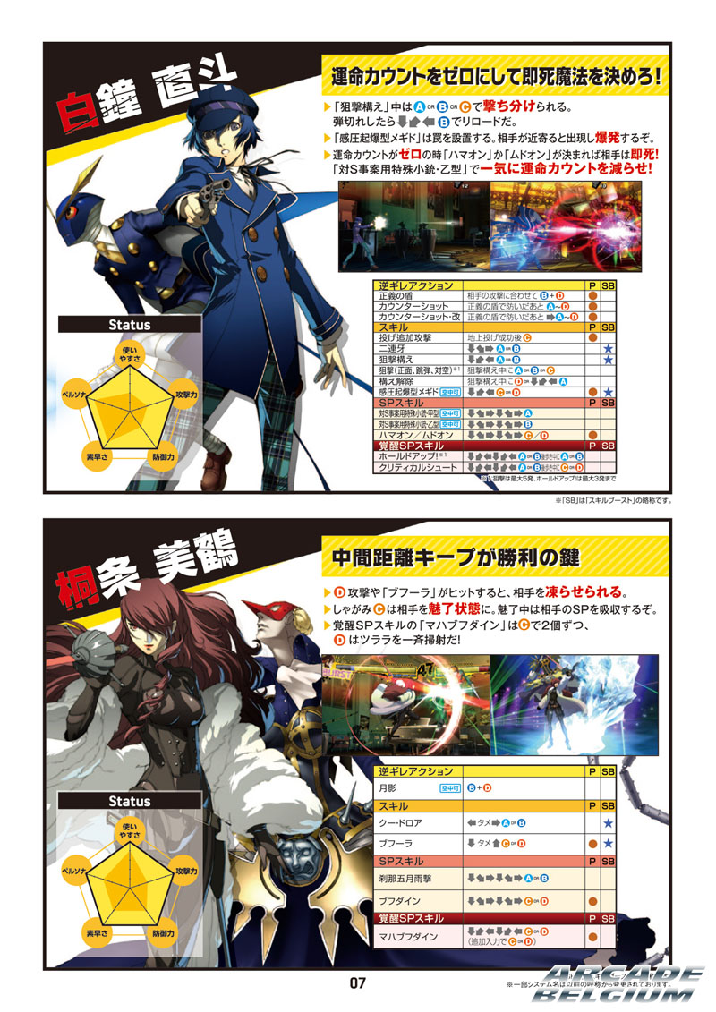 Persona 4 The Ultimate In Mayonaka Arena P4u_tori4