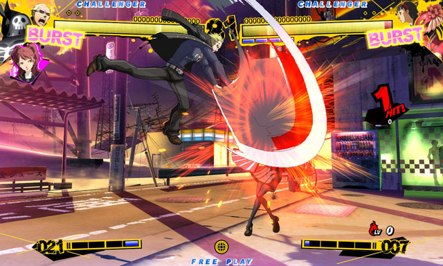 Persona 4 The Ultimate In Mayonaka Arena Persona4_11