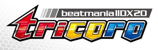 beatmania IIDX 20 - Tricoro Bm2dx20_logo
