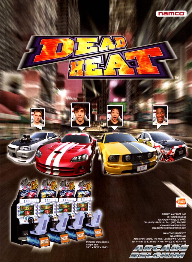 Dead Heat Dh01