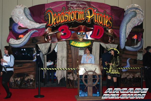 Deadstorm Pirates Eag12009b
