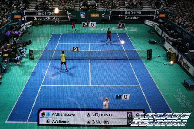 Virtua Tennis 4 Eag12100b