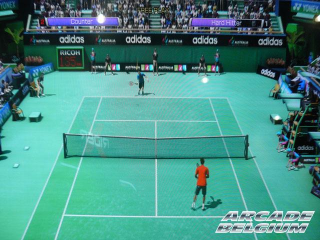 Virtua Tennis 4 Eag12110b