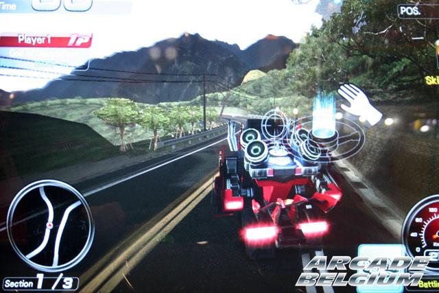 Power Truck Eag12136b
