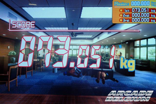 Sonic Blast Heroes / Real Puncher 2 Eag12151b