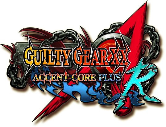 Guilty Gear XX Accent Core Plus R Ggxxacpr_logo