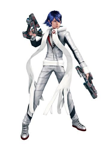 Gunslinger Stratos Gun001