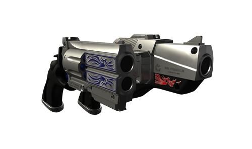 Gunslinger Stratos Gun012