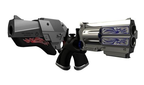 Gunslinger Stratos Gun013