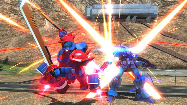 Mobile Suit Gundam Extreme VS. Full Boost Gun06_08
