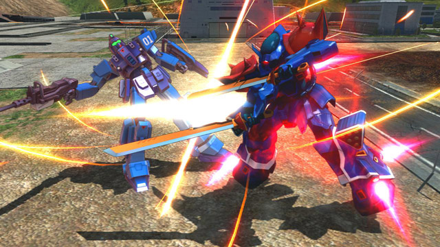 Mobile Suit Gundam Extreme VS. Full Boost Gun06_11