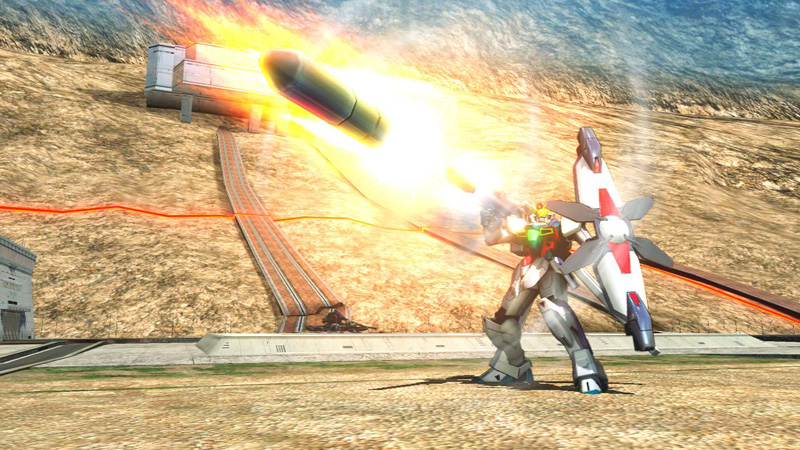 Mobile Suit Gundam Extreme VS. Full Boost Gun09_013