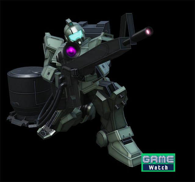 Mobile Suit Gundam - Senjo no Kizuna Gun12_01