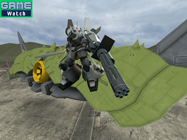 Mobile Suit Gundam - Senjo no Kizuna Gun12_08