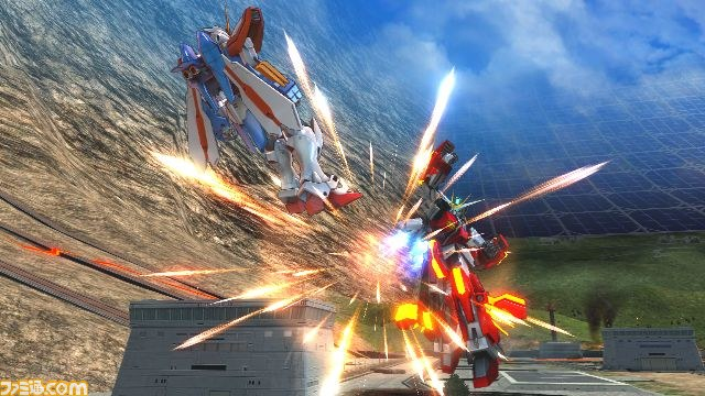 Mobile Suit Gundam Extreme VS. Full Boost Gunvsfb002