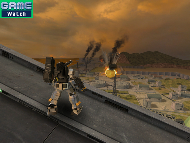 Mobile Suit Gundam - Senjo no Kizuna K04
