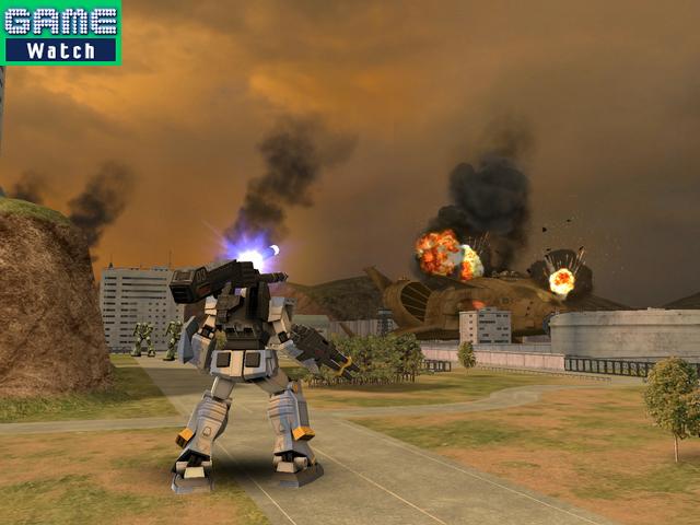 Mobile Suit Gundam - Senjo no Kizuna K05
