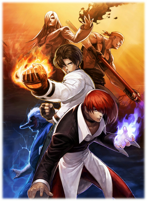The King of Fighters XIII Climax Kof13cl01