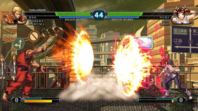 The King of Fighters XIII Climax Kof13cl04