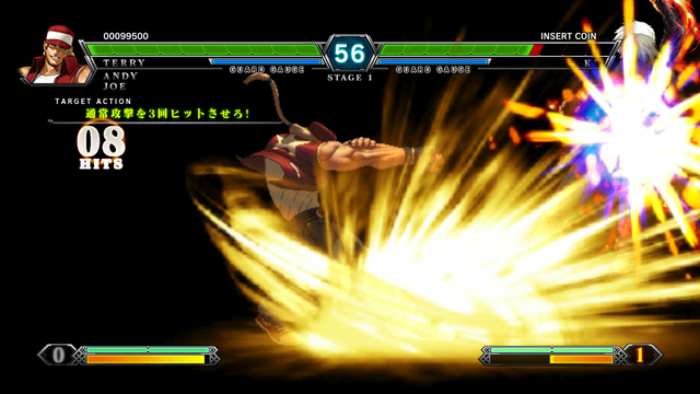 The King of Fighters XIII Climax Kof13cl08