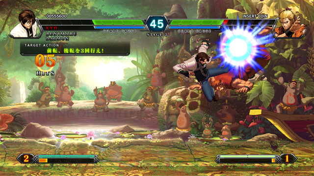The King of Fighters XIII Climax Kof13cl09