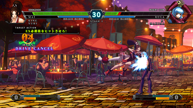 The King of Fighters XIII Climax Kof13cl11