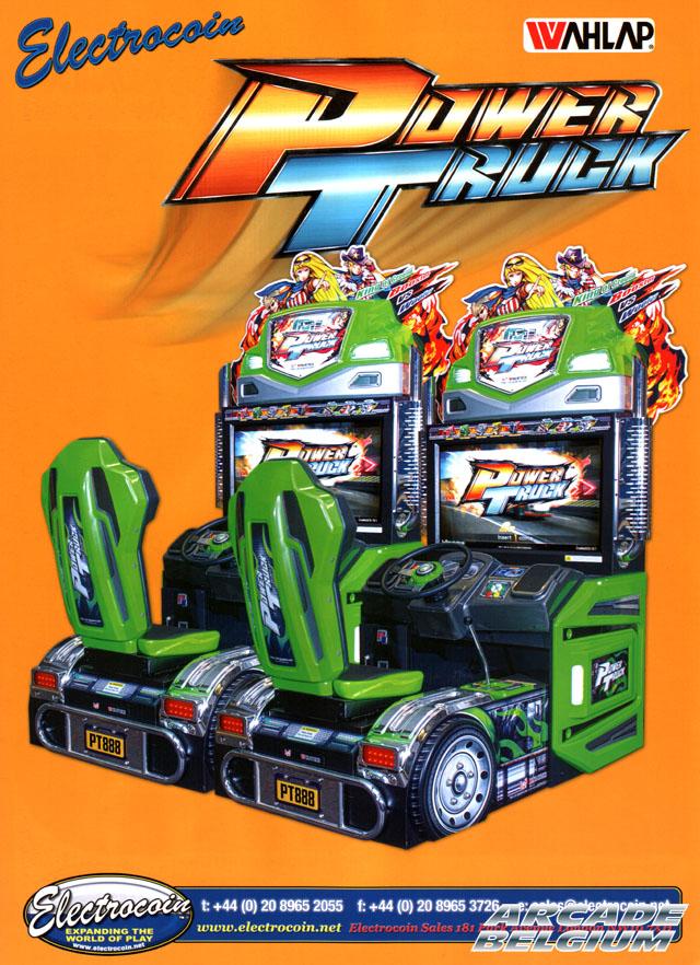 Power Truck Ptruck01