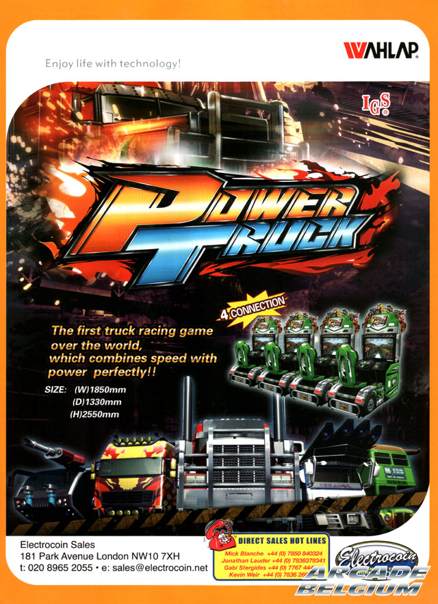Power Truck Ptruck02