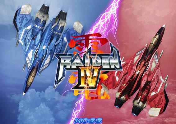 Raiden IV for NESiCAxLive R4_01
