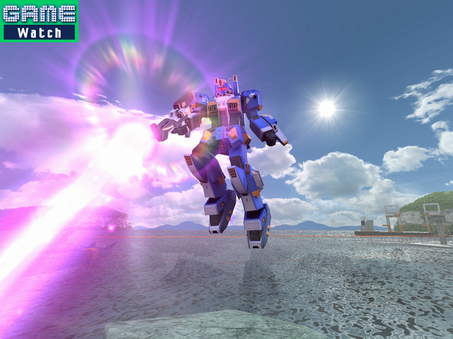Mobile Suit Gundam - Senjo no Kizuna Snk06