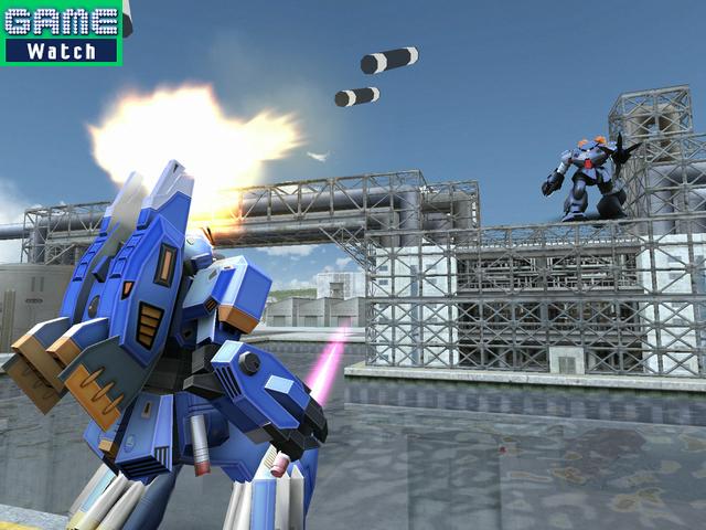 Mobile Suit Gundam - Senjo no Kizuna Snk09