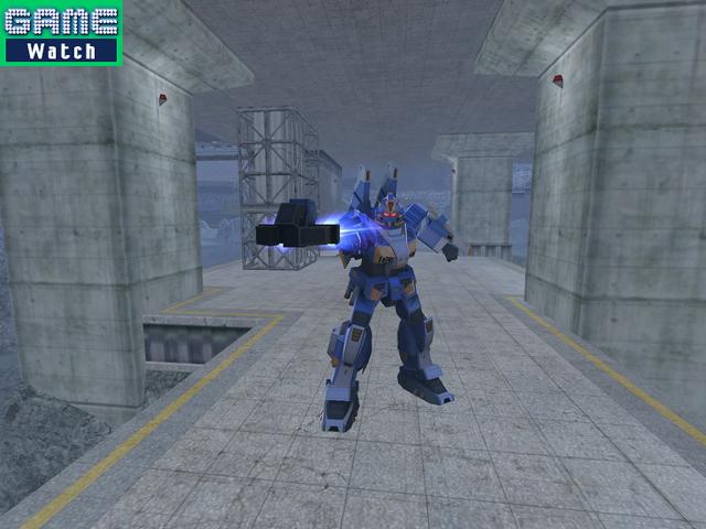 Mobile Suit Gundam - Senjo no Kizuna Snk11