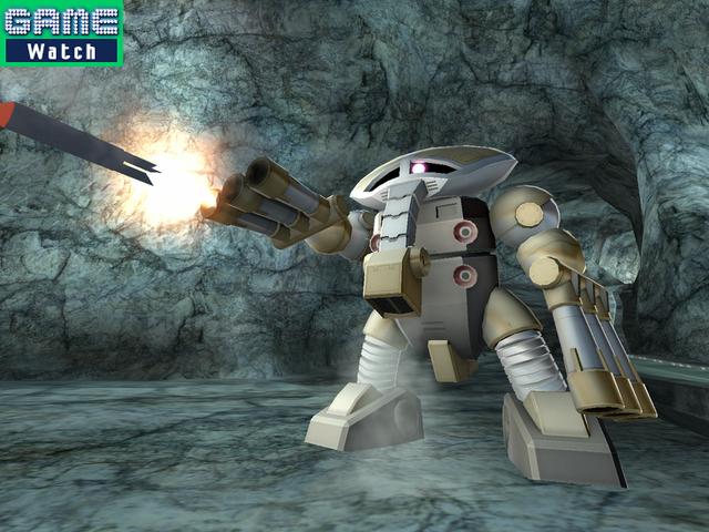 Mobile Suit Gundam - Senjo no Kizuna Snk16