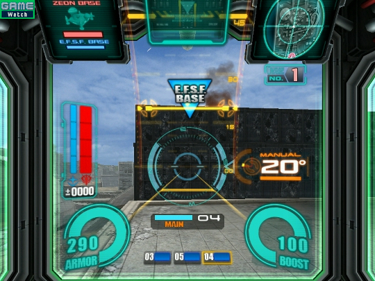 Mobile Suit Gundam - Senjo no Kizuna Snkv309_11