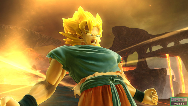 Dragon Ball Zenkai Battle Royale Super Saiyan Awakening Zen04