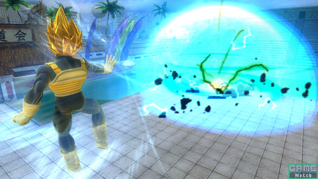 Dragon Ball Zenkai Battle Royale Super Saiyan Awakening Zen05