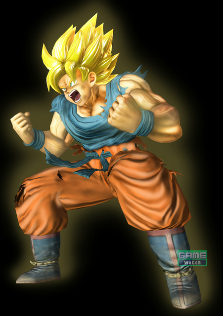 Dragon Ball Zenkai Battle Royale Super Saiyan Awakening Zen06