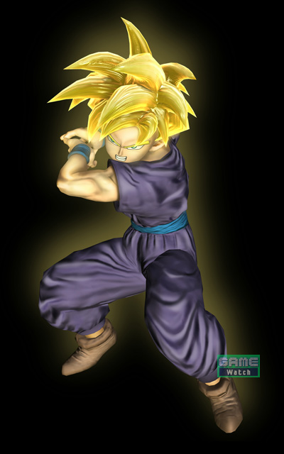 Dragon Ball Zenkai Battle Royale Super Saiyan Awakening Zen07