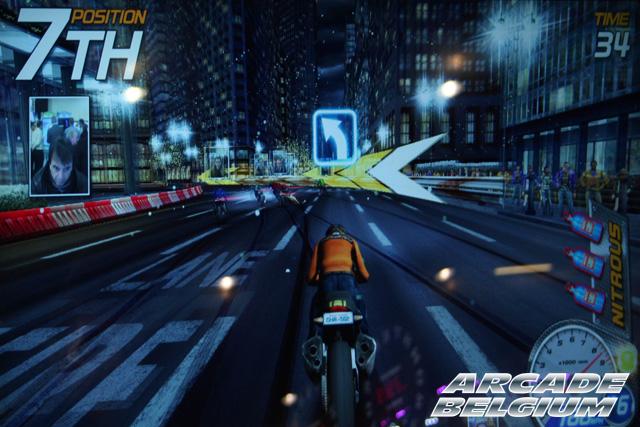 Dead Heat Riders Dhr01b