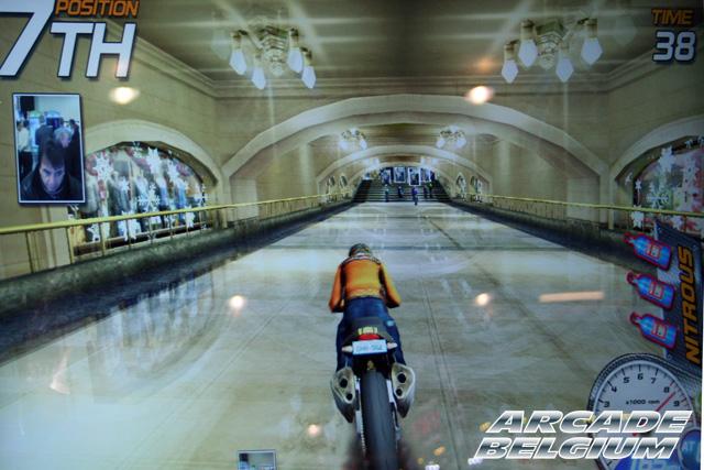 Dead Heat Riders Dhr03b
