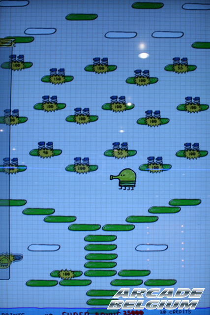 Doodle Jump Arcade Dja02b