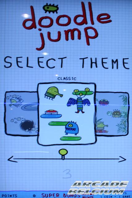 Doodle Jump Arcade Dja07b