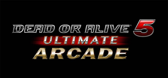Dead or Alive 5 Ultimate: Arcade Doaua_logo