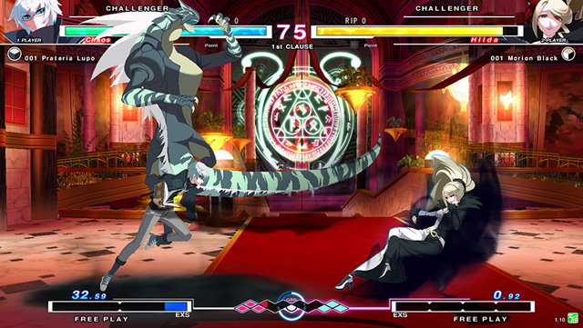 Under Night In-Birth Exe:Late Exelate05