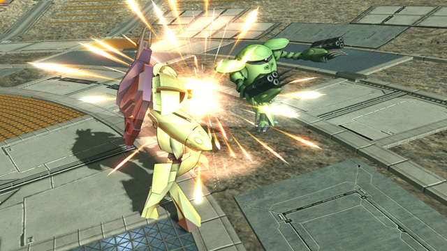 Mobile Suit Gundam Extreme VS. Full Boost Gun0613_10