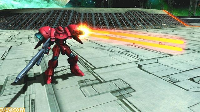 Mobile Suit Gundam Extreme VS. Full Boost Gun0813_06