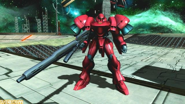 Mobile Suit Gundam Extreme VS. Full Boost Gun0813_09