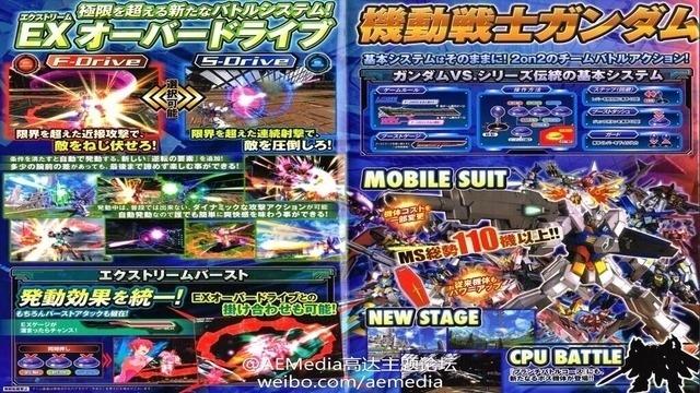Mobile Suit Gundam Extreme VS. Maxi Boost Gunmax_01